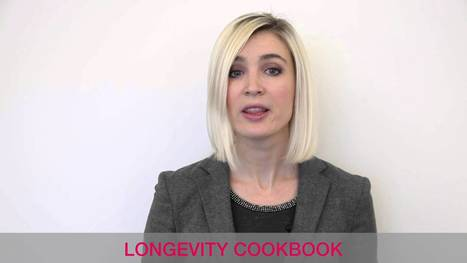 LONGEVITY COOKBOOK CROWDFUNDING VIDEO - YouTube | leapmind | Scoop.it
