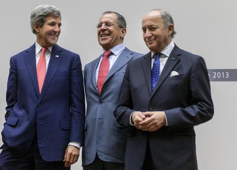Déclaration de Laurent Fabius à l'issue des négociations avec l'Iran à Genève (24.11.13) | le nucléaire iranien | Scoop.it