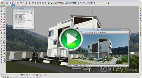SketchUp Video - canale YouTube | CAD e grafica free | Scoop.it