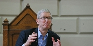 Apple's Tim Cook Lashes Out at White House Officials for Being Wishy-Washy on Encryption | Information Technologies and Political Rights | Scoop.it