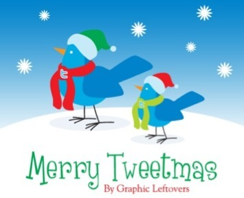 Merry Tweetmas! @glstock... Cute Pic! | Comunicación inteligente y creativa | Scoop.it