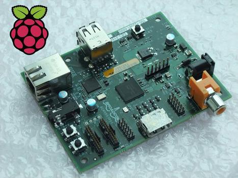 Raspberry Pi Computer Starts Shipping | Raspberry Pi | Scoop.it