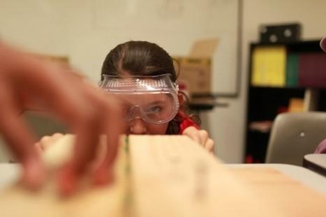 Una escuela innovadora que convierte a sus alumnos en 'makers' | LabTIC - Tecnología y Educación | Scoop.it