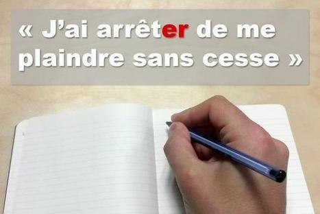 Le top 15 des fautes de français les plus courantes | Frenchbook : PE-PO | Scoop.it