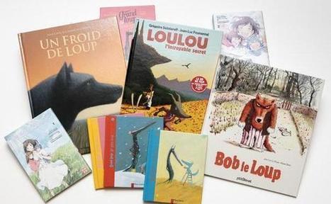 Qui craint encore le grand méchant loup des livres pour enfants? - 20minutes.fr | la littérature jeunesse | Scoop.it
