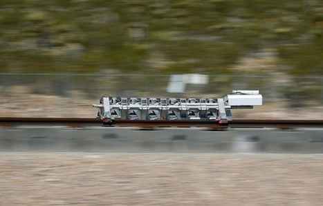 Hyperloop One technology tested successfully in Nevada desert | Ideas, Innovation & Start-ups | Scoop.it