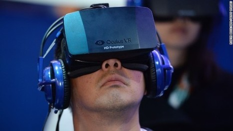 What's Oculus VR, and why did Facebook pay $2B for it? | Important IT technologies in the next 5 to 10 years | Scoop.it