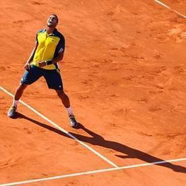 Statistiques : Tsonga a trop arrosé (Roland Garros 2013 : demi-finale homme) | Tennis & ATP - Vivez la saison 2013 ! | Scoop.it