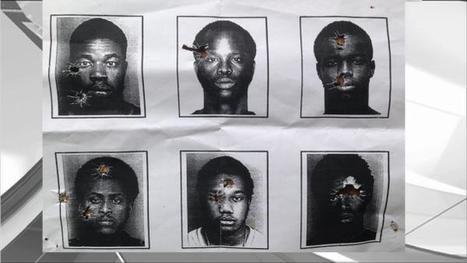Florida police used mugshots of black men for target practice | Danger News | Scoop.it