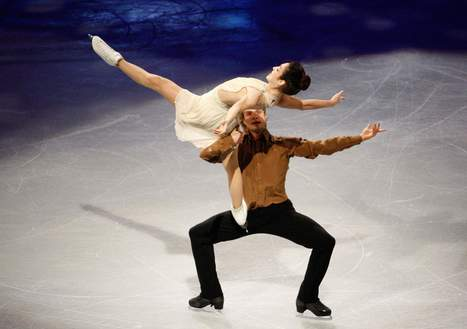 "Artistic duo are Motor City Tough - DesMoinesRegister.com | ""adult figure skating"" 