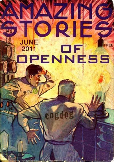 Amazing Stories of Openness (ETUG Spring Workshop 2011) | Sharism | Scoop.it