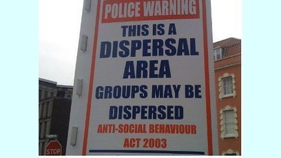 New dispersal area declared in Whitechapel | Eastlondonlines | The Indigenous Uprising of the British Isles | Scoop.it