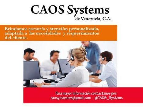 Tweet from @CAOS_Systems   Noti SIGESP   Scoop.it