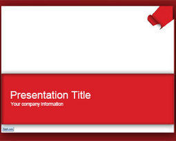 Paper Border PowerPoint Template | Free Powerpoint Templates | education | Scoop.it