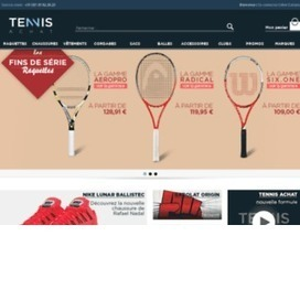 Codes promo Tennis-achat valides et vérifiés à la mai | codes promos | Scoop.it