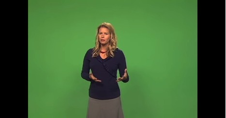3 Powerful Apps for Creating Green Screen Videos with Students ~ Educational Technology and Mobile Learning | Technology Resources for K-12 Education | Scoop.it