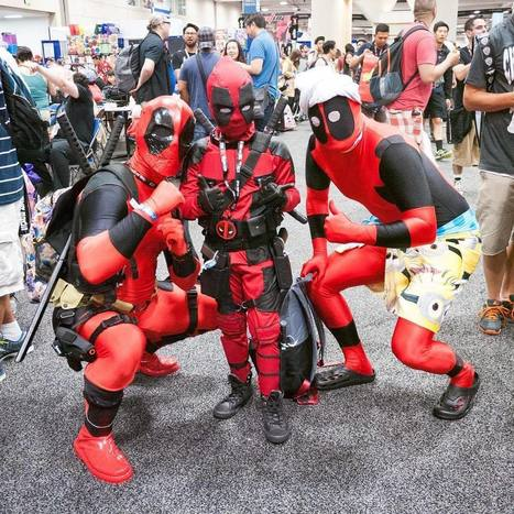 Live from Comic-Con 2016: First Look at the 'Luke Cage' series, 'Daredevil' returns and 'Teen Wolf' ends | Comic Book Trends | Scoop.it