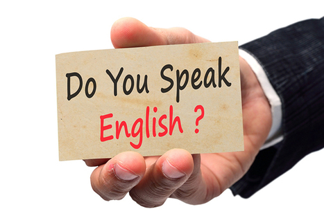 English has taken over academia: but the real culprit is not linguistic | Capstone: An ESRM Coda | Scoop.it