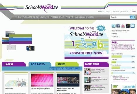 Vídeos educativos clasificados por nivel y por materia | #TuitOrienta | Scoop.it