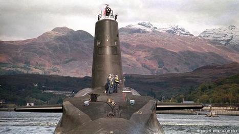 UK announces millions for Scottish naval base | News | DW.COM | 31.08.2015 | Scottish Independence - The Quiet Revolution | Scoop.it