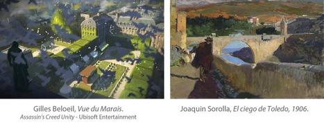 Expo : l'Art dans le Jeu Vidéo, Musée Art Ludique | UseNum - ArtsNumériques | Scoop.it