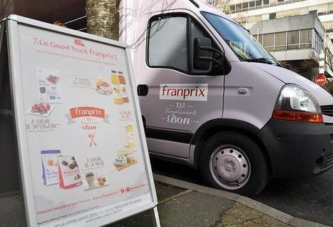 Franprix lance son Good Truck   MARKETING PGC   Veille Food-trucks   Scoop.it