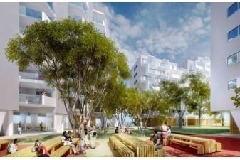 Logements neufs Toulouse : l'éco-quartier de la Cartoucherie en images | La lettre de Toulouse | Scoop.it