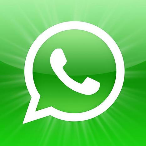 WhatsApp Voice Messages | Web and Social Media | Scoop.it