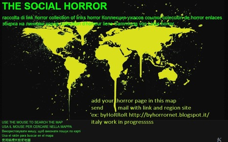 THE SOCIAL HORROR   byHoRRoR   Scoop.it