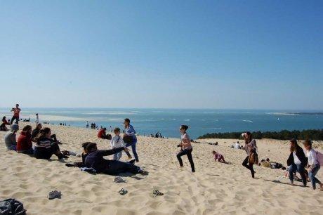 L'autre façon de visiter la dune du Pilat   Le Bassin d'Arcachon   Scoop.it