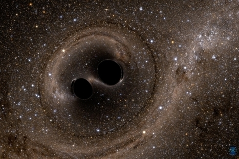 Scientists make first direct detection of gravitational waves | Edgar Analytics & Complex Systems | Scoop.it