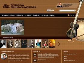 Conservatory.az Azərbaycan Milli Konservatoriyası - Web Analysis   time to reading   Scoop.it