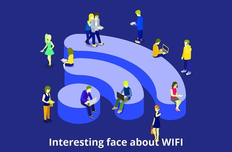 10 Interesting facts about WIFI - Tech information on Geek Story   Story of the day   Scoop.it