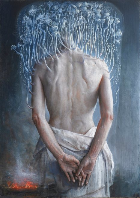 Surrealism paintings Agostino Arrivabene - | Graphiste, Art addict - Talents - Ressources | Scoop.it