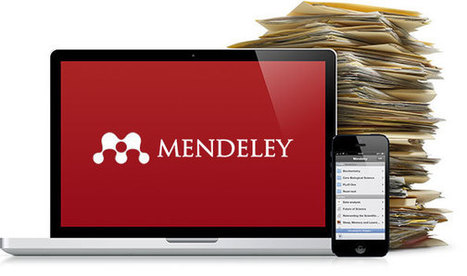 Free reference manager and PDF organizer ^ Mendeley | Online Learning | Scoop.it