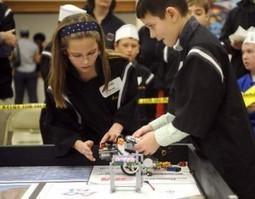 Girls Scouts Represent Girls in Robotics   The Mary Sue   Arduino Focus   Scoop.it