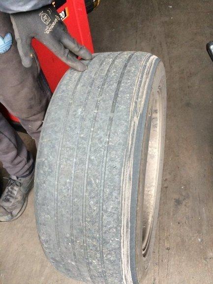 Terrible Tyres-Tweet from @Steve_1772 | tyre news | Scoop.it