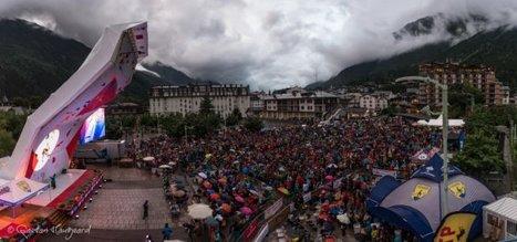 Coupe du monde d'escalade à Chamonix : les résultats | Neige et Granite | Scoop.it