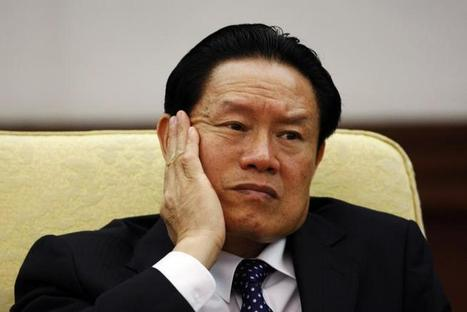 China's Corruption Probe Could Net Former Security Chief | Global Corruption | Scoop.it