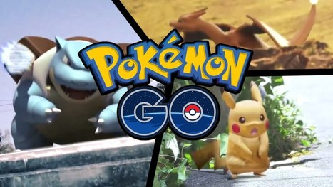 5 reasons why Pokémon Go is ruling the app stores   valuecoders   Scoop.it