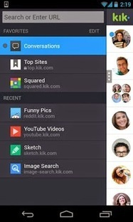 Kik |Meilleures applications android | titandroid | Scoop.it