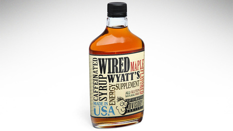 Wired Wyatt's Caffeinated Maple Syrup | Mens Entertainment Guide | Scoop.it