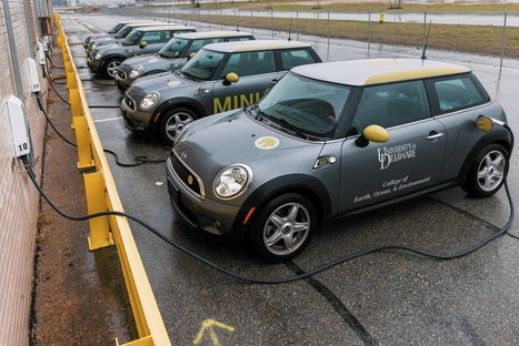 Electric cars may hold solution for power storage | Sustainability Science | Scoop.it