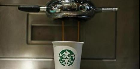 Starbucks Is Winning The Coffee War With Its Gift Cards | Coffee News | Scoop.it
