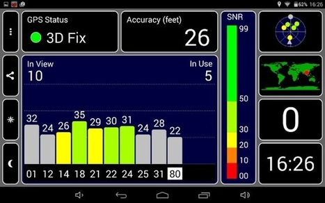 Infocus CS1 A83 (C2107) Android Tablet Review   Embedded Systems News   Scoop.it