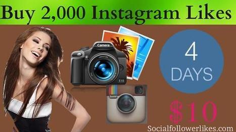 2,000 Instagram Likes Draw Traffic To Your Online Business - Sydney business for sale and commercial classifieds - backpage.com | Social Media Marketing | Scoop.it