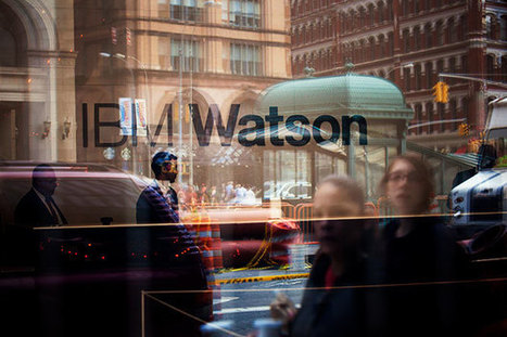 IBM Shakes Up AI Race for Banking by Buying Promontory   Estudios de futuro   Scoop.it