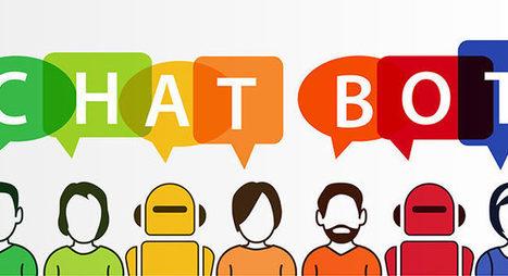 Les chatbots, stars de la Paris Retail Week | Digital Marketing | Scoop.it