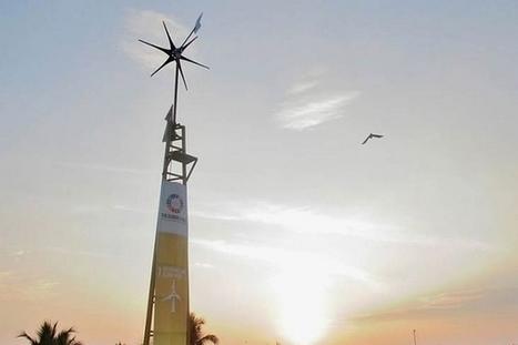 Avant Garde Innovations : une éolienne domestique pour une autonomie énergétique | EFFICYCLE | Scoop.it