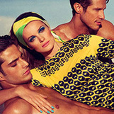 Edita Vilkeviciute | Allure Magazine | TAFT: Trends And Fashion Timeline | Scoop.it